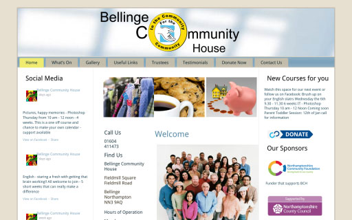 Bellinge Community House Thumb