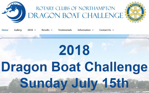 Rotary Dragon Boat Racing Thumb